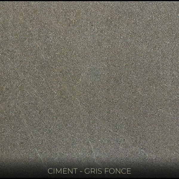 CIMENT GRIS FONCE