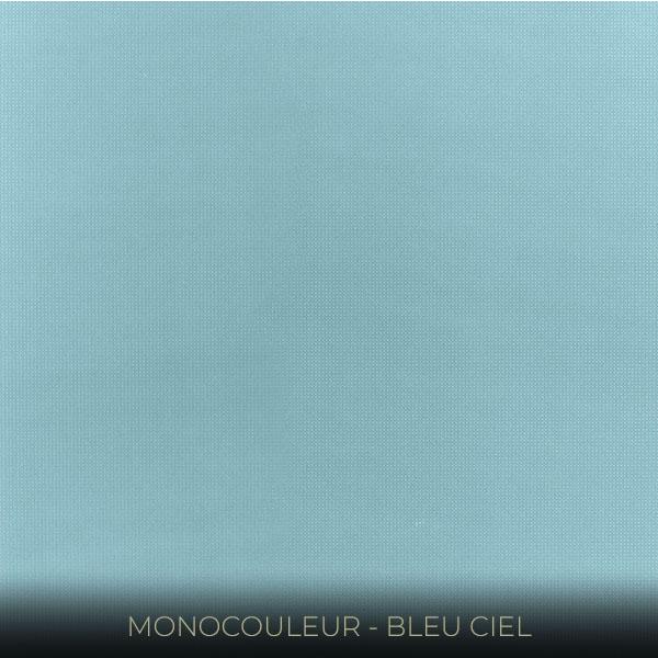 MONOCOULEUR BLEU CIEL