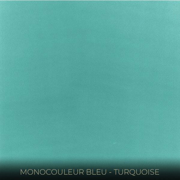 MONOCOULEUR BLEU TURQUOISE
